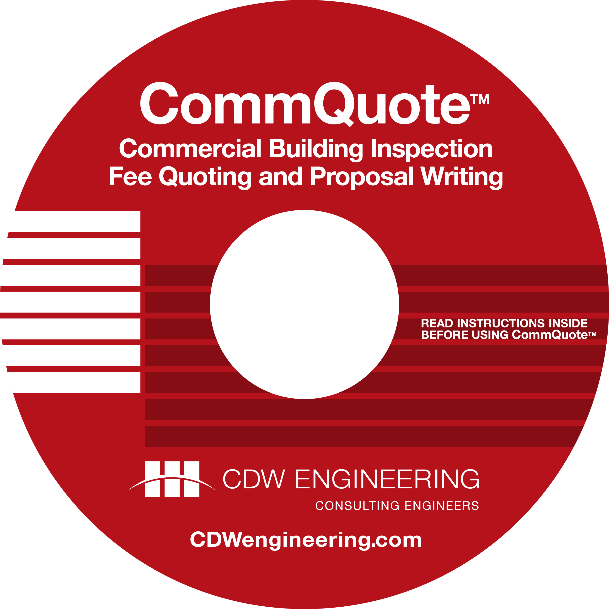 Commercial Inspection Fee Quoting Proposal Template Commquote
